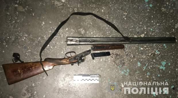 зброя запоріжжя мисливська зброя стрілянина мелітополь