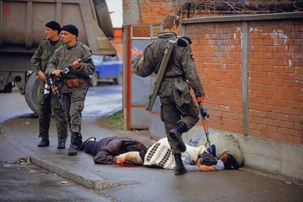 Війна в Югославії