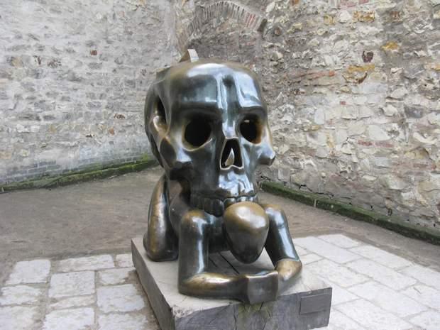 Празький череп