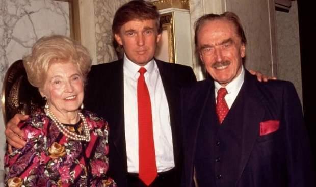 Батьки Дональда Трампа