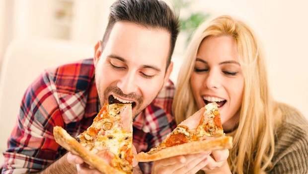 Запах їжі впливає на перетравлення і спалювання жиру