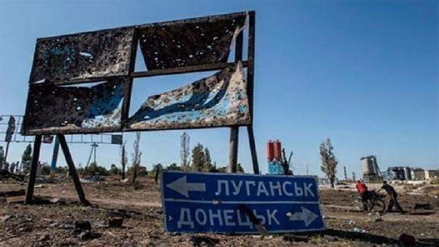 НАТО війна на Донбасі Росія