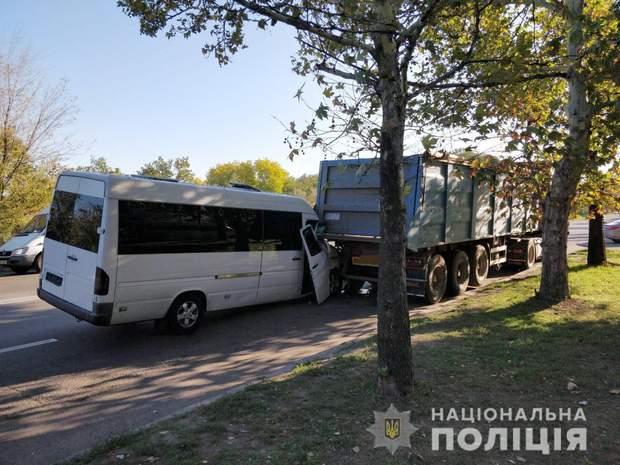 ДТП Миколаїв Поліція
