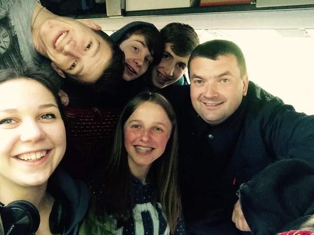 Щасливі вихованці Андрія Закалюка