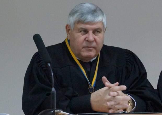 Суддя Володимир Пономаренко