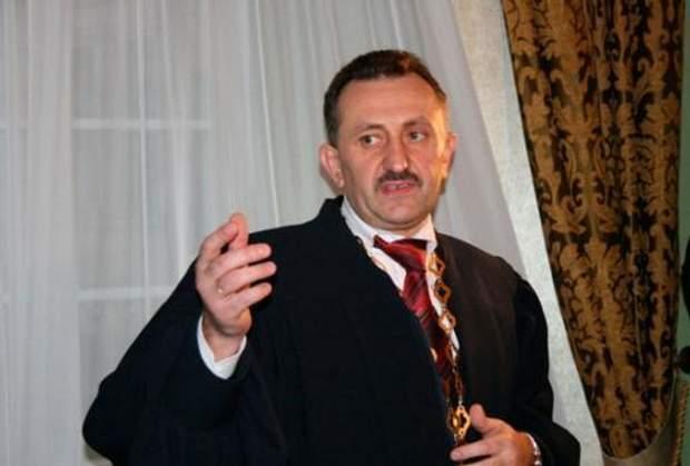 Колишній суддя Ігор Зварич