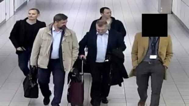 агенти Росії в Нідерландах