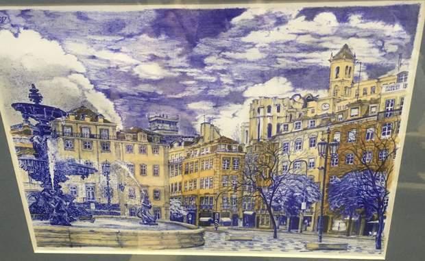 картини сущенко