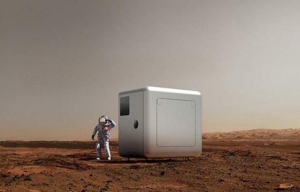 Xiaomi представила свій прототип будинку для життя на Марсі