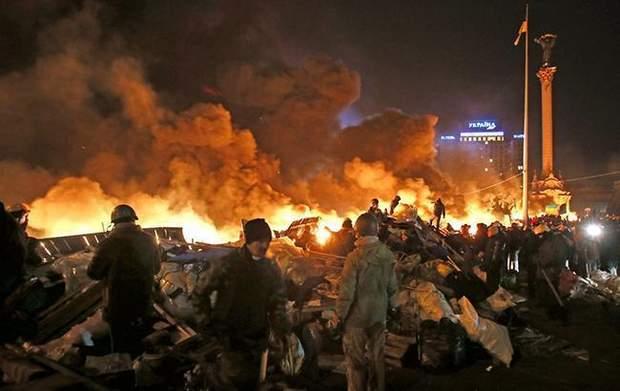 Трагічні події на Майдані 2014 року