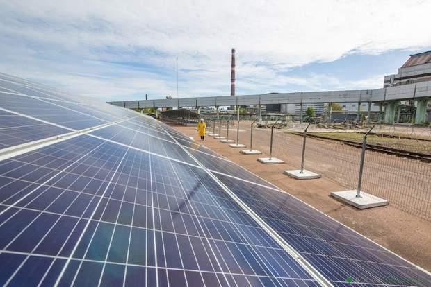 чоробиль альтернативна енергія відновлювана енергетика