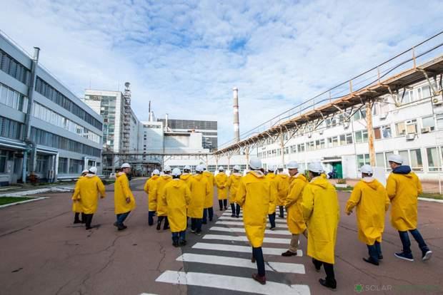 чорнобиль аес сес альтернативна енергія