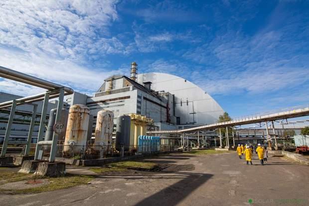 альтернативна енергія Чорнобиль АЕС сонячна енергія