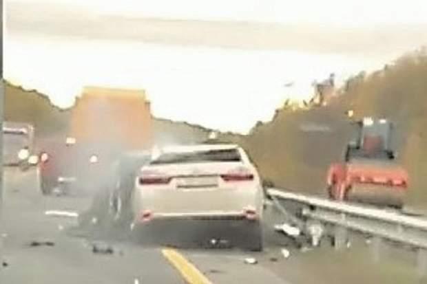 Автомобіль Ані Лорак потрапив вТатарстані усмертельне ДТП