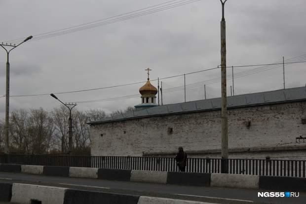 Россия, Омск, бунт, колония, заключенные, столкновения
