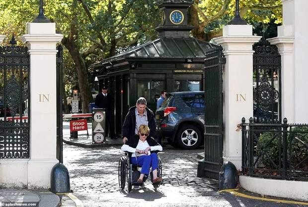 Саманту Маркл не пустили в Кенсінгтонський палац