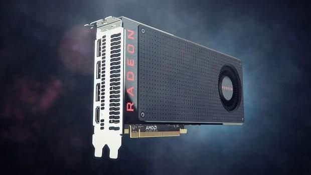 AMD презентує відеокарту Radeon RX 670