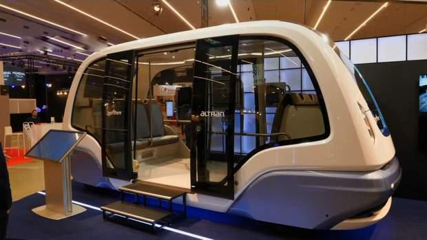 Париж музей техно дрон авто