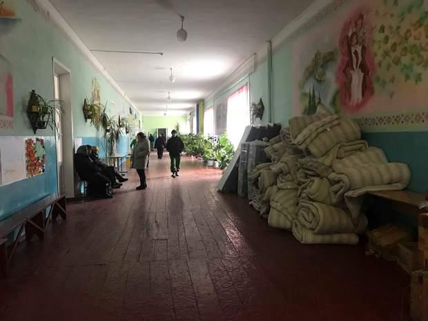 Чернігівщина евакуація вибухи на складах