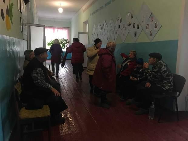 вибухи на складах Чернігівщина евакуація