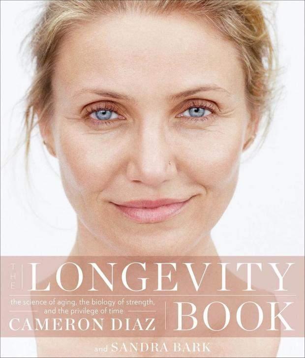 Книга Камерон Діаз про довголіття