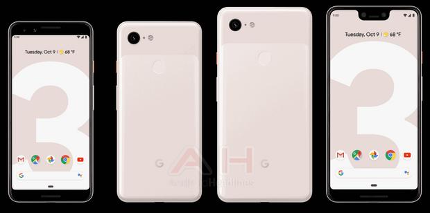 Google Pixel 3 та Google Pixel 3 XL