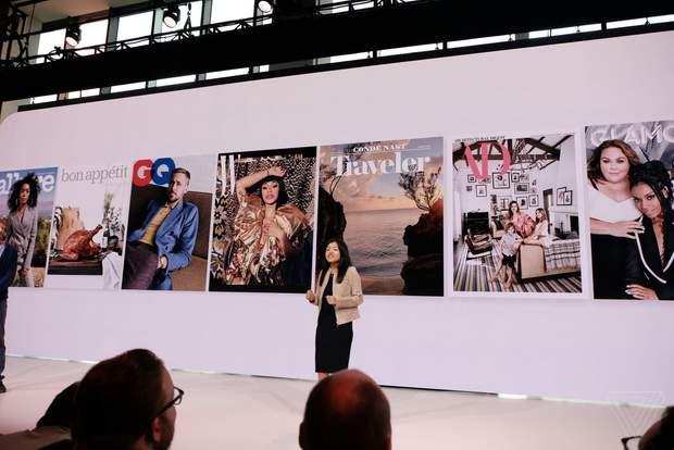 Обкладинки журналів зроблені на Google Pixel 3