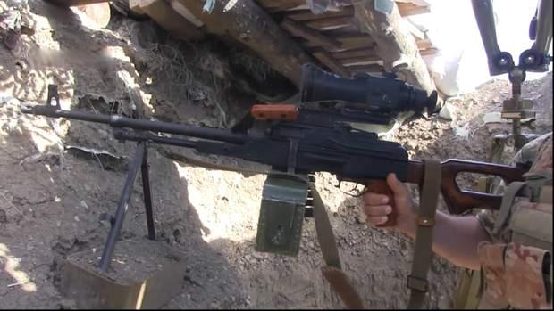 Новітня модифікація кулемета Калашникова