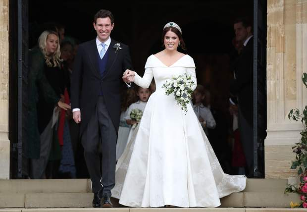 Королівське весілля принцеси Євгенії