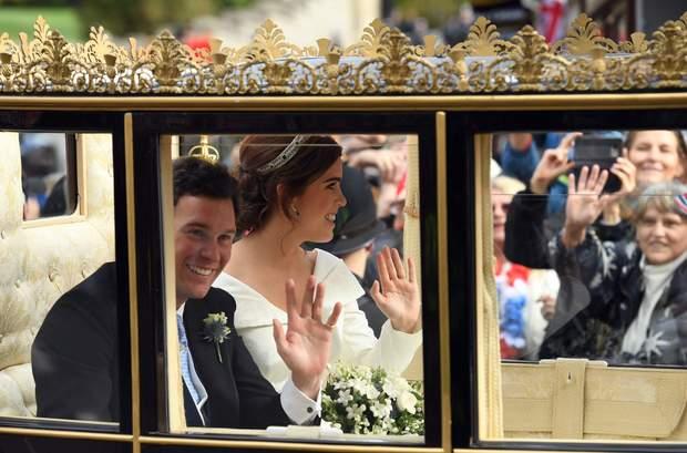 Весілля принцеси Євгенії