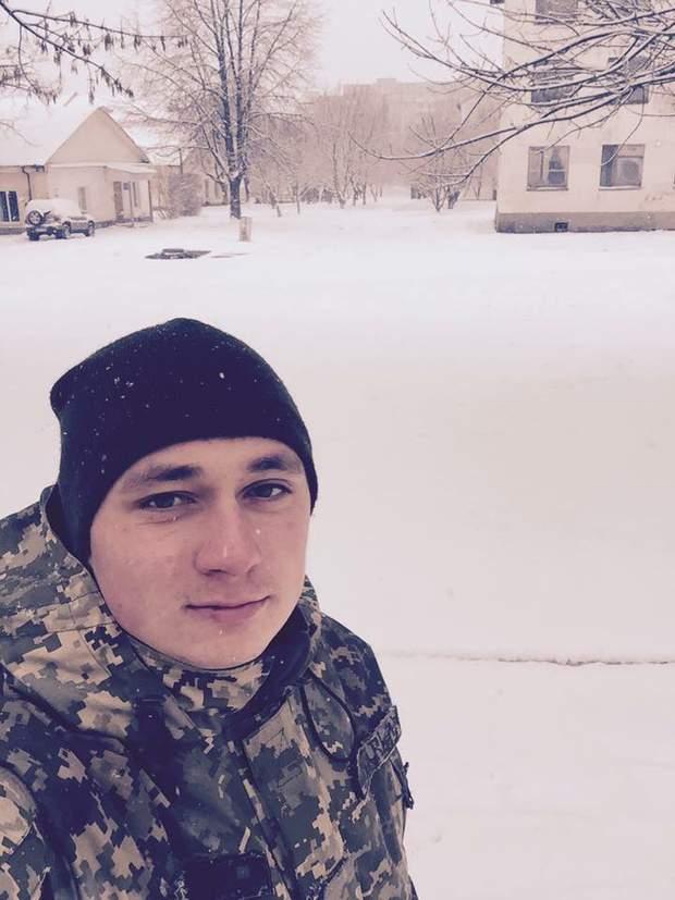Юрій Фешко загинув у бою на Донбасі