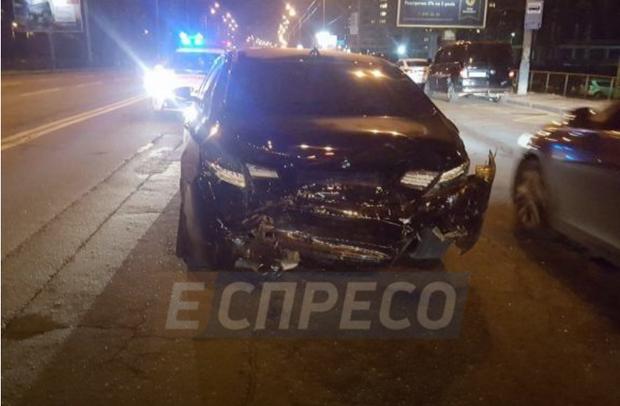 аварія, ДТП, Київ