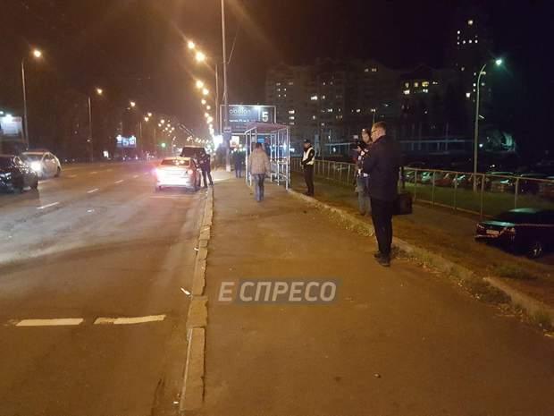 Київ, ДТП, аварія