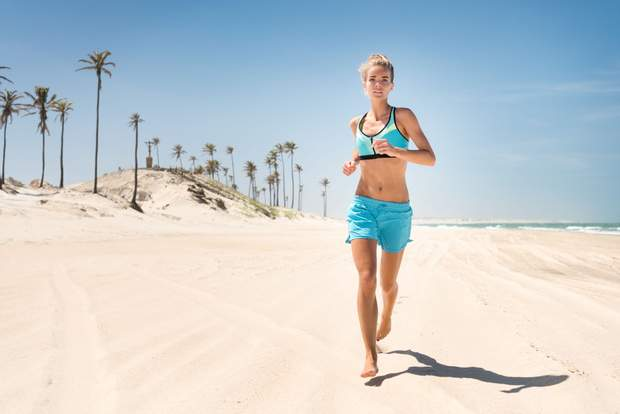 Пісок знижує ризик травми