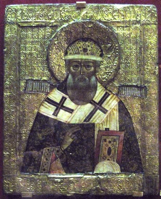 Митрополит Київський і всієї Русі Іона