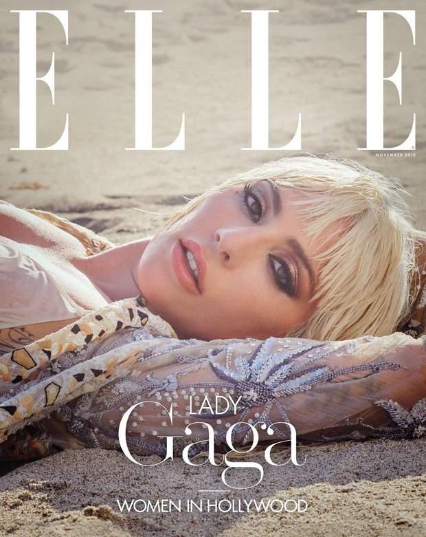 Леді Гага для Elle