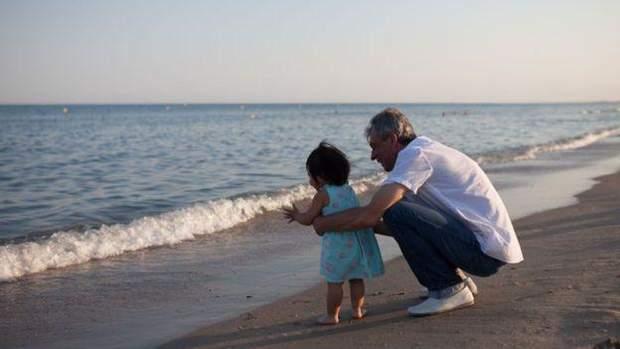 Батько – ідеал чоловіка для дитини, часом просто не вміє проявляти любов