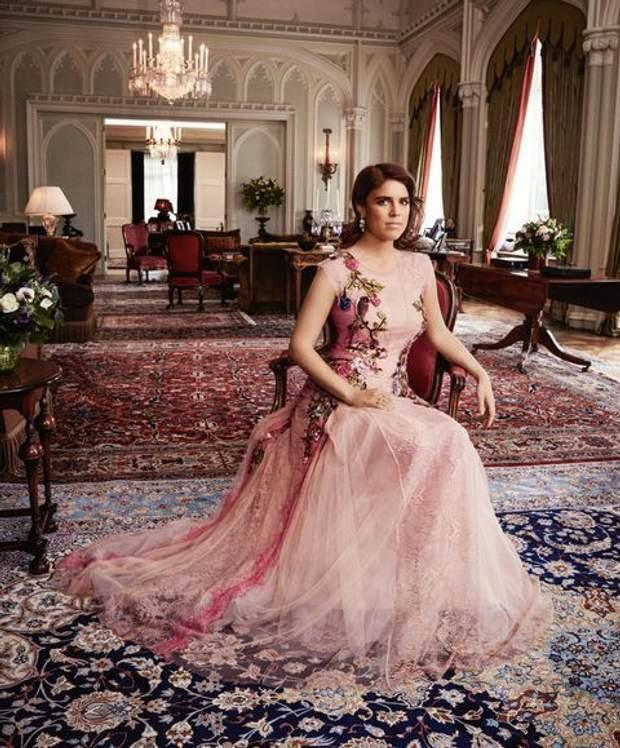 Принцеса Євгенія для Harper's Bazaar US, 2016 рік