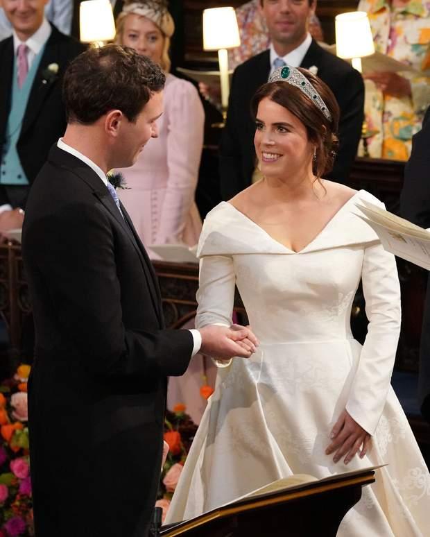 Принцеса Євгенія і Джек Бруксбенк одружилися