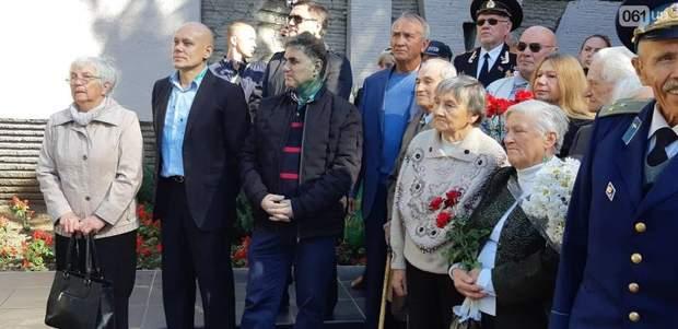 Іванов проводить мітинг