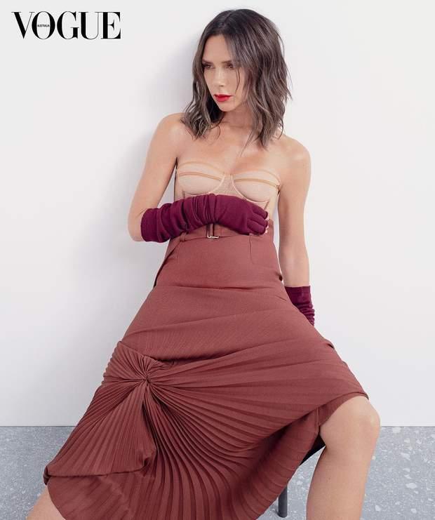 Вікторія Бекхем / Vogue Australia