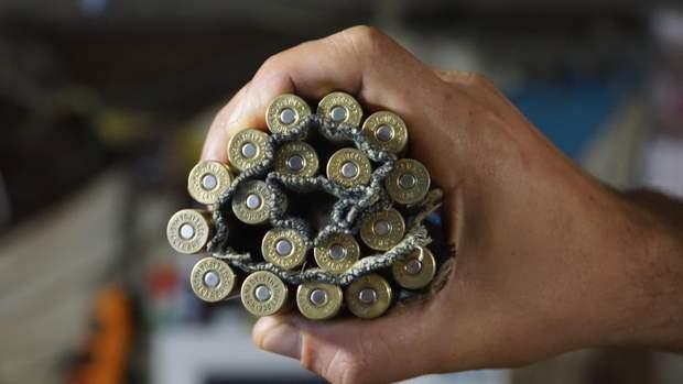 набої патрони зброя
