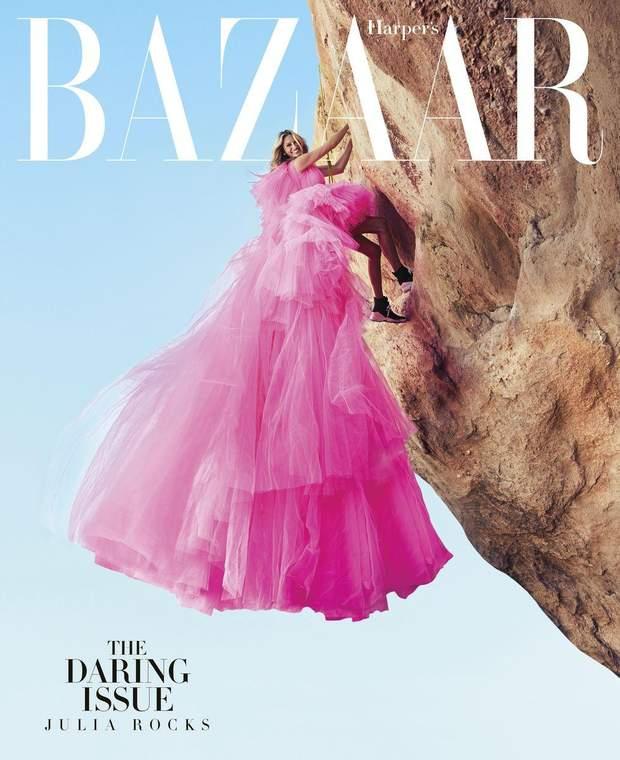 Джулія Робертс для Harper's Bazaar