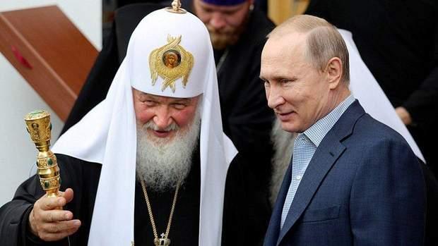 Близькість Церкви до Путіна може зіграти з Росією злий жарт