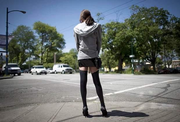 Проституція в Україні характеризується юністю її учасниць