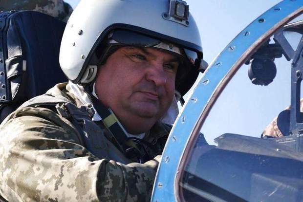 Іван Петренко Су-27