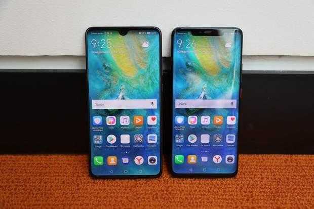 Huawei Mate 20 та Mate 20 Pro