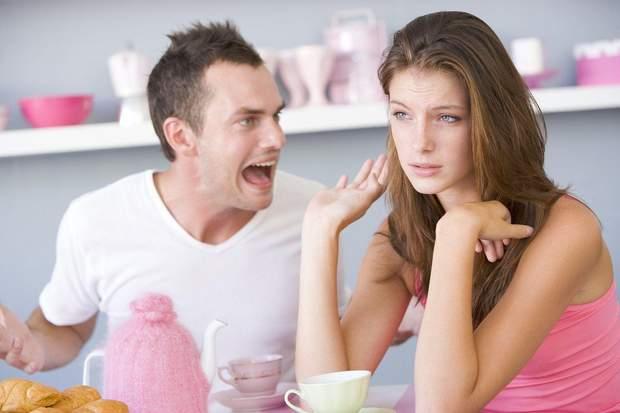 Образа виникає, коли один партнер знецінює іншого