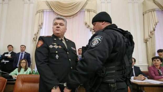 Бочковського та його заступника пафосно заарештували