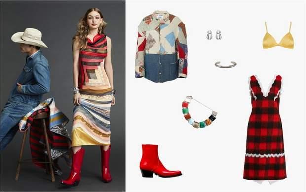 Джіджі Хадід для Vogue